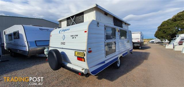 1998 Compass 17' PopTop for sale in Windsor, NSW