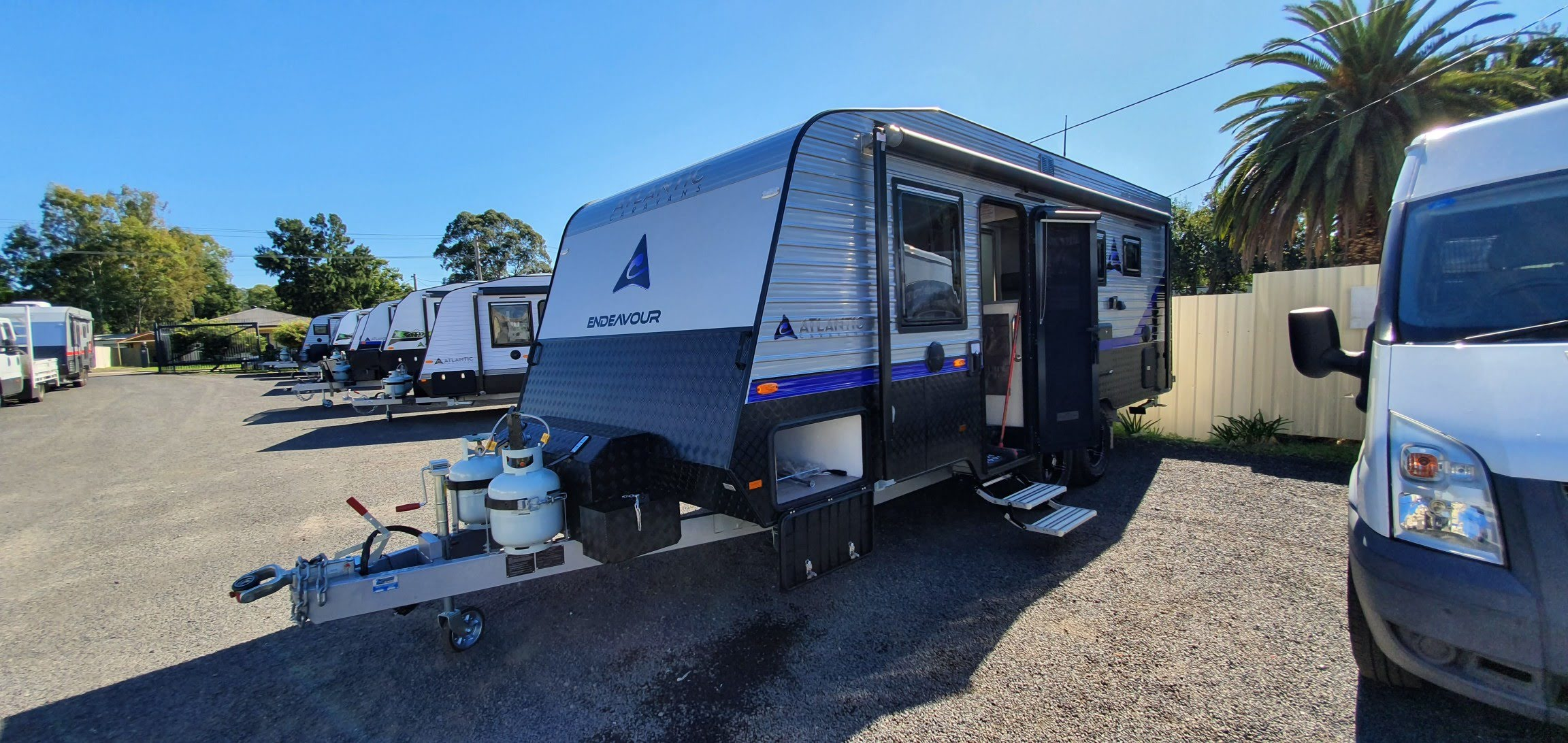 2019 ATLANTIC Endeavour 20' FAMILY VAN for sale in Windsor, NSW