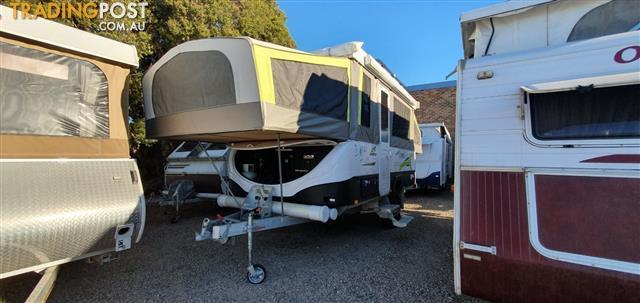 2016 Jayco Swan 14' Camper Trailer for sale in Windsor, NSW