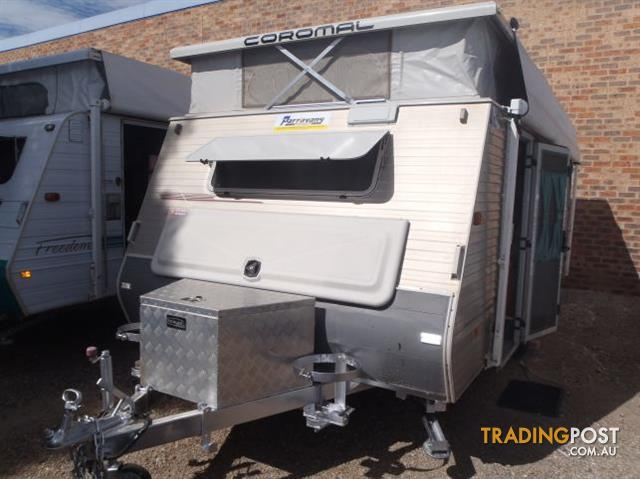 2002 Coromal Excel 535 17'6 PopTop for sale in Windsor, NSW