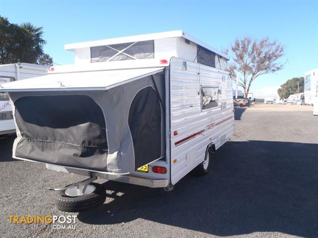 Windsor Rapid Pop Top 2007 - JUST REDUCED! for sale in Windsor, NSW