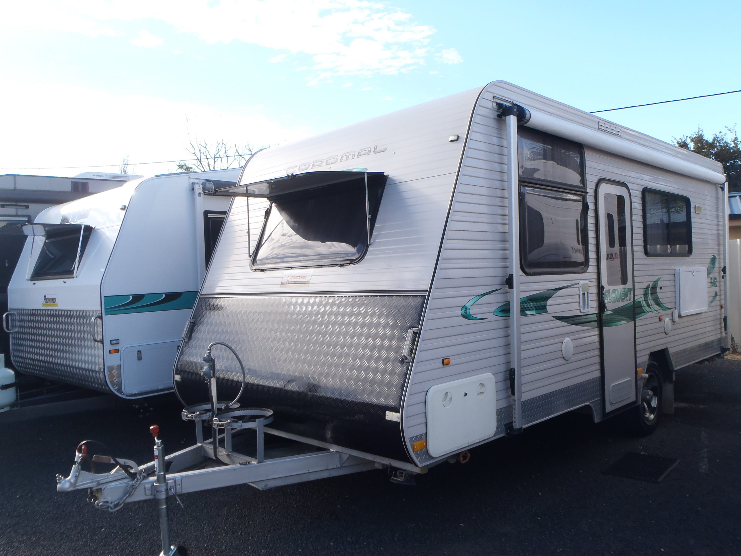 17'6 Coromal Element 542, 2013 for sale in Windsor, NSW. SN 3032