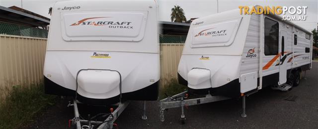 Jayco Starcraft 23' Family Caravan for sale in Windsor, NSW
