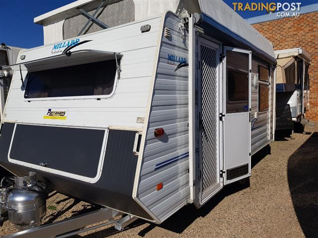 2004 Millard Horizon 17 PopTop for sale in Windsor, NSW