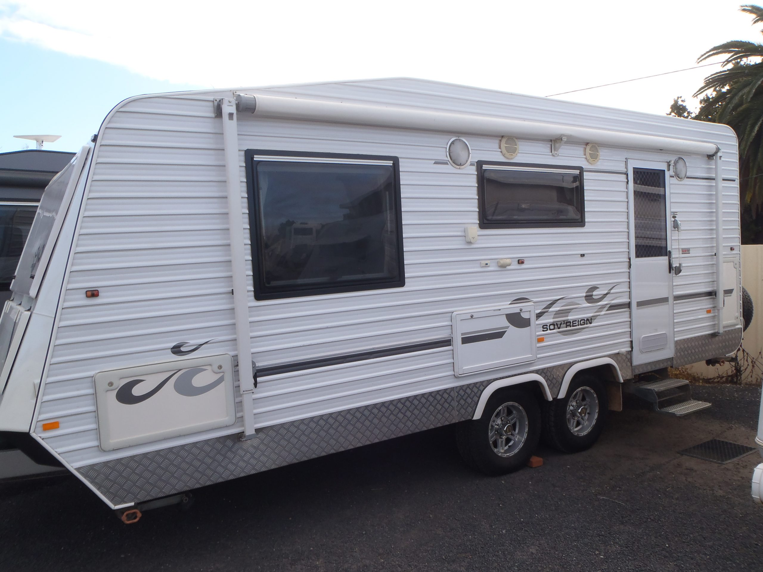2013 Roma Sovereign 20'6 for sale in Windsor, NSW. SN 3035