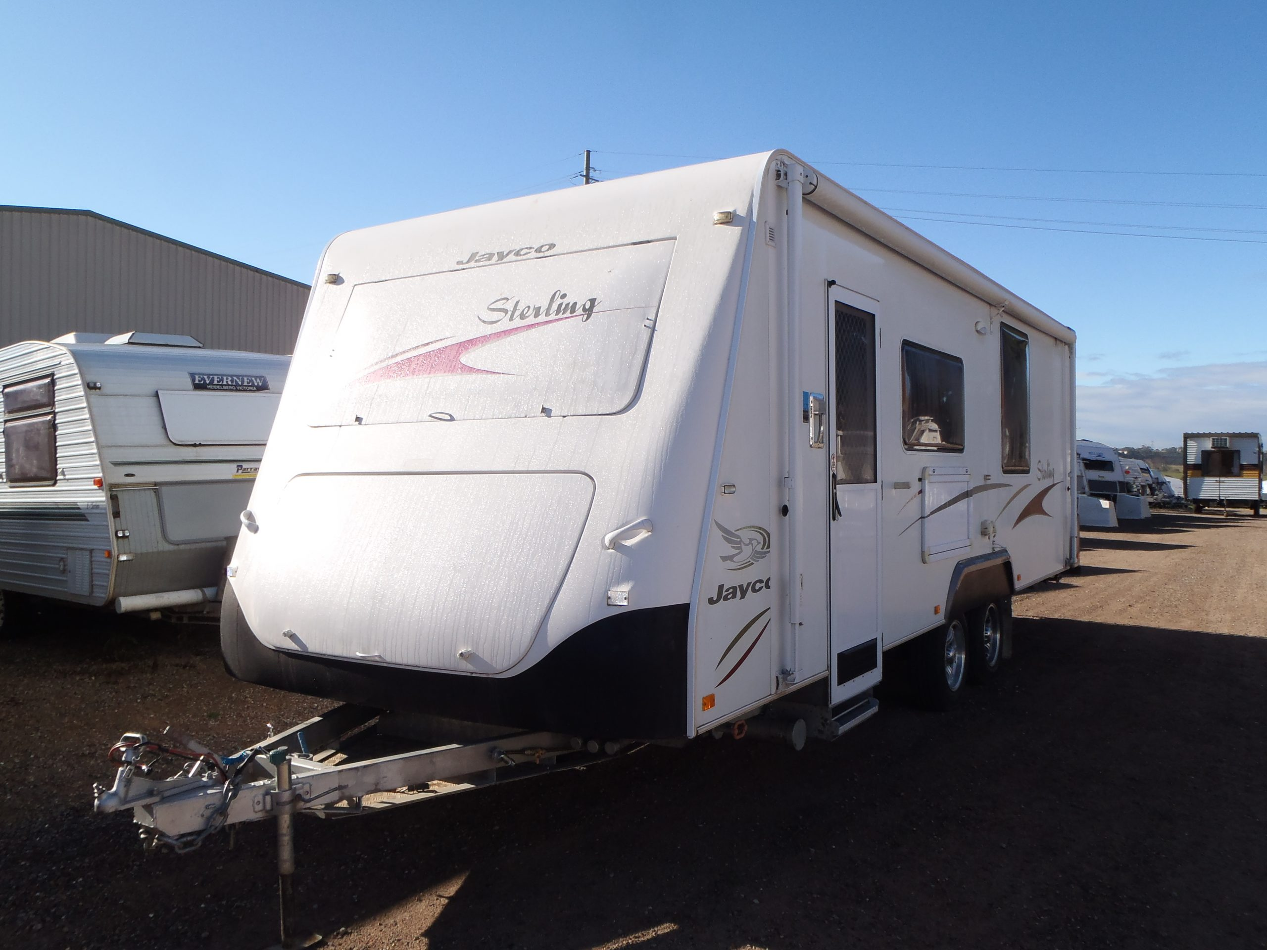 2007 JAYCO Sterling 23' for sale in Windsor, NSW (SN 3039)
