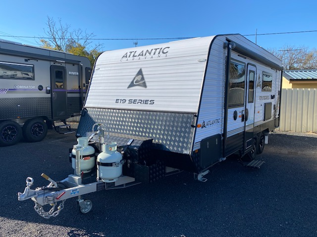 2019 ATLANTIC E19 Series 19' for sale in Windsor, NSW (SN 3037)