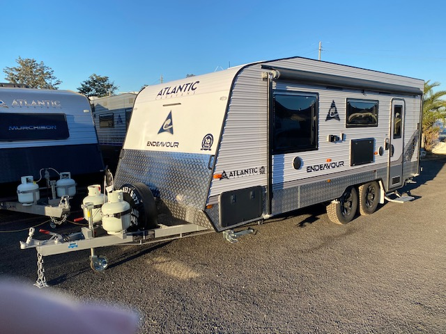 2020 ATLANTIC Endeavour 20' for sale in Windsor, NSW