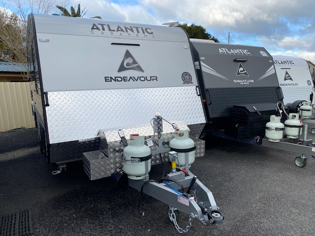 2020 ATLANTIC Endeavour 18'6 for sale in Windsor, NSW