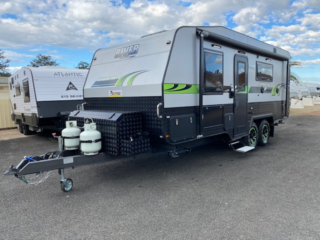 RIVER Diamantina 19' for sale in Windsor NSW (RC2046)