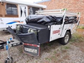 Complete Campsite Kakadu 2013 for sale in Windsor, NSW (SN 3045)