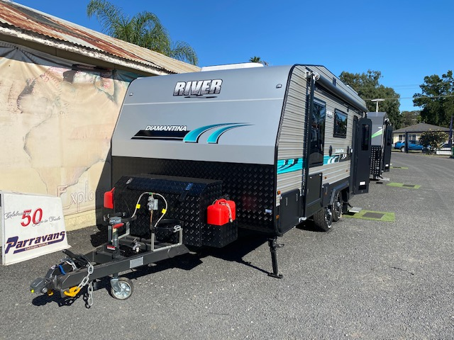 RIVER Diamantina 20' for sale in Windsor NSW (RC20110)