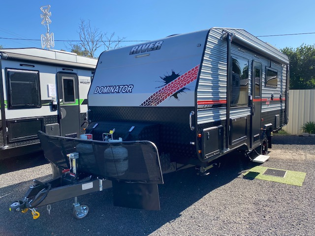 2020 River Dominator 18' off road with ensuite (RC2099)