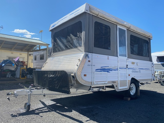 "2009 GOLDSTREAM Crown 4B 14"" for sale in Windsor, NSW (SN 3053)"
