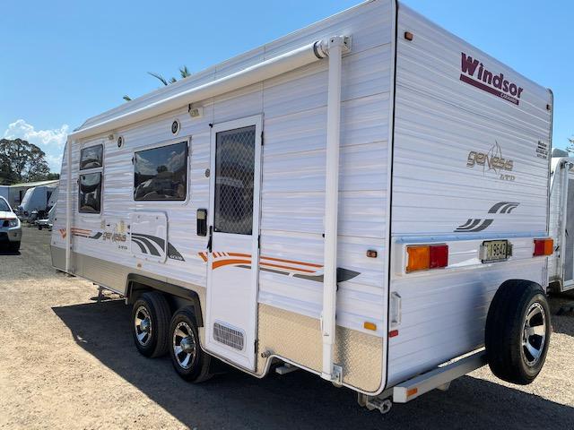Windsor Genesis 21' Caravan 2011 Ensuite (SN 3056)