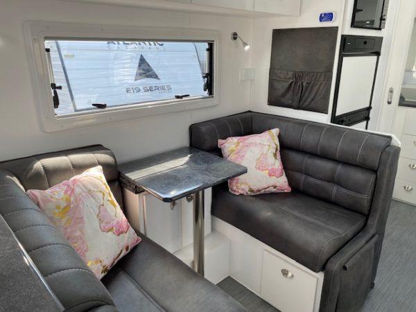 Luxury Caravans - 2020 Ocean Breeze Caravans 20'6 Caravan (BHN2005)