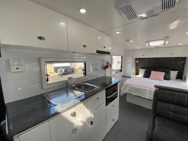 caravan van for sale
