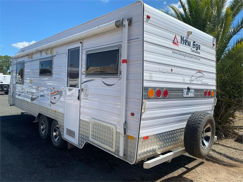 2012 NEW AGE Big Red 24' for sale in Windsor, NSW (SN 10049)