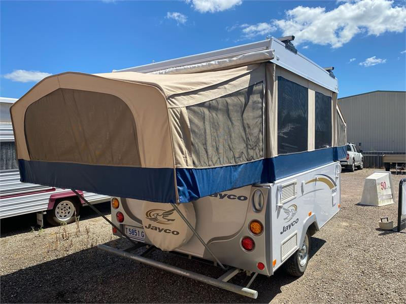 JAYCO Finch 2009 for sale in Windsor, NSW (SN 10046)