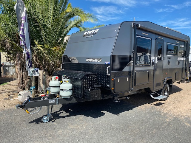 2021 River Dominator 18' off road with ensuite (RC2180)