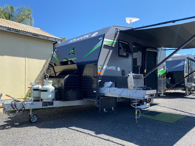 2020 ATLANTIC Weekender 13' for sale in Windsor, NSW (ATL20082)