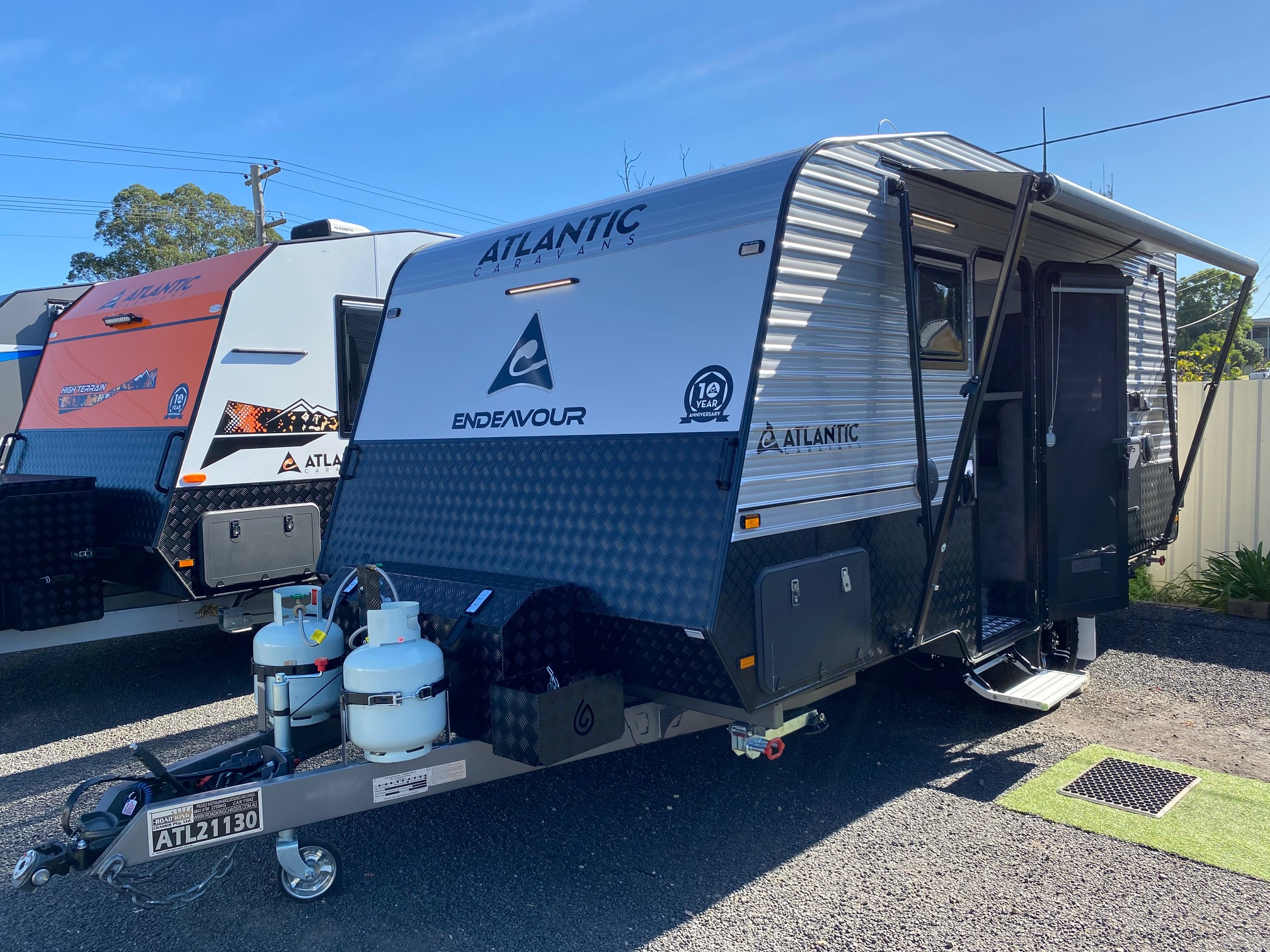 2021 ATLANTIC Endeavour 16'6 Bush Pack for sale in Windsor, NSW (ATL21130)