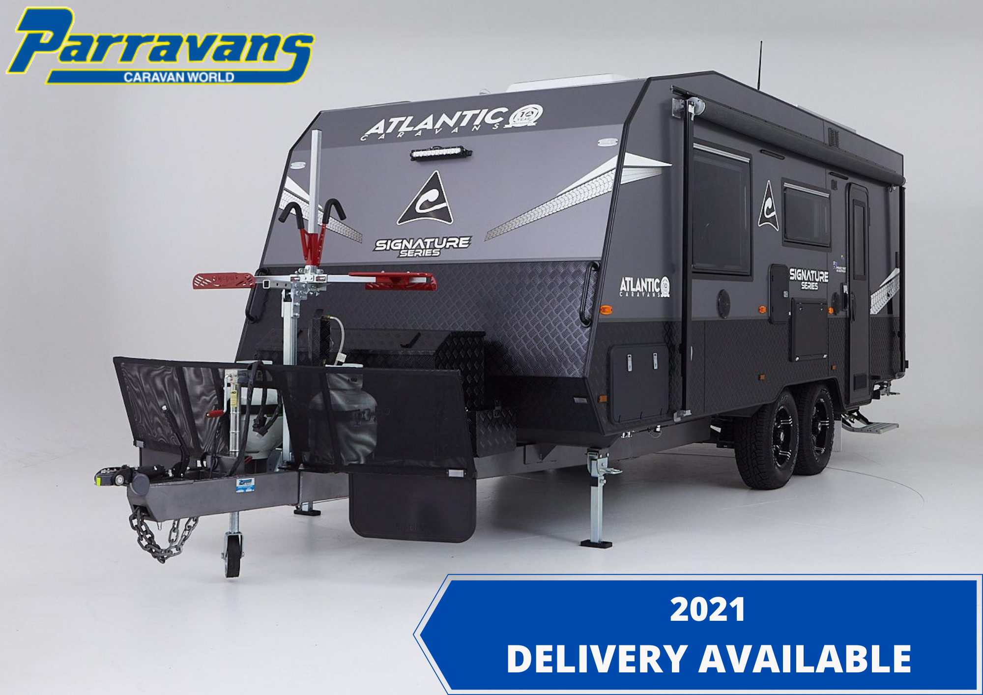 THIS IS YOUR LAST CHANCE TO GET YOUR VAN FOR SUMMER - 2021 ATLANTIC CARAVANS WITH 2021 DELIVERY