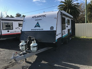 2021 ATLANTIC Endeavour 20' with Club Lounge (ATL21171)