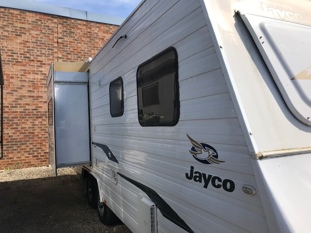 2015 Jayco Slideout AND Full Annexe (SN10284)